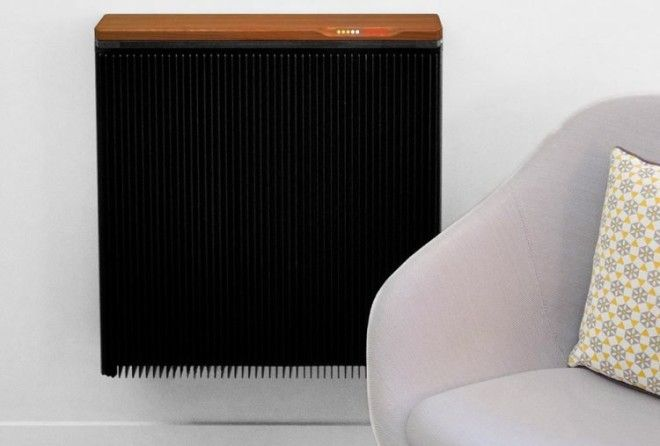 The Quarnot QC-1 is advertised as the world's first crypto-heater, allowing consumers to mine cryptocurrencies and utilize the heat generated by two on-board graphics cards for heating their homes.