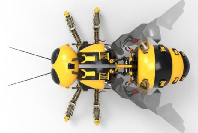 Bee populations are dwindling at an alarming rate. A surprising company, Walmart, has filed a patent for autonomous, robot bees which would act as pollinators in agriculture.