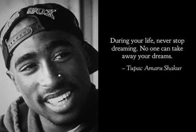 Lesane Parish Crooks - better known as Tupac Shakur - was born in New York City.