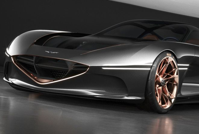 Check out this fully electricconcept car by genesis motors. it's an elegant beast.